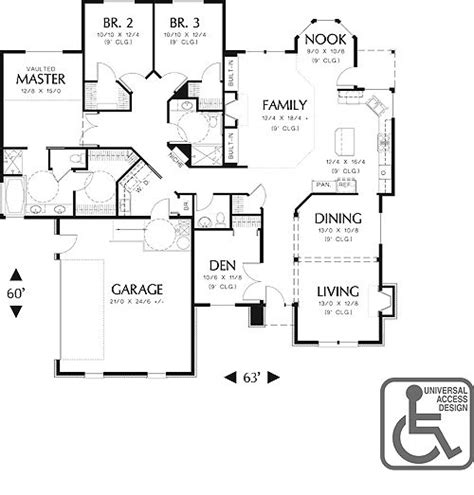 ada house plans 17 best images about ada wheelchair accessible house plans on pinterest traditional