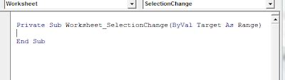 membuat link worksheet excelheru membuat hyperlink dengan worksheet event