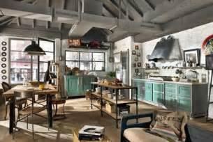 Cocinas estilo industrial decoraci 243 n de interiores y exteriores