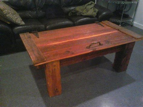 Barn Door Coffee Table by Barn Door Coffee Table Has New Home Barn Wood Tables We