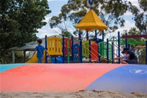 jumping pillows australia great aussie park albury wodonga australia