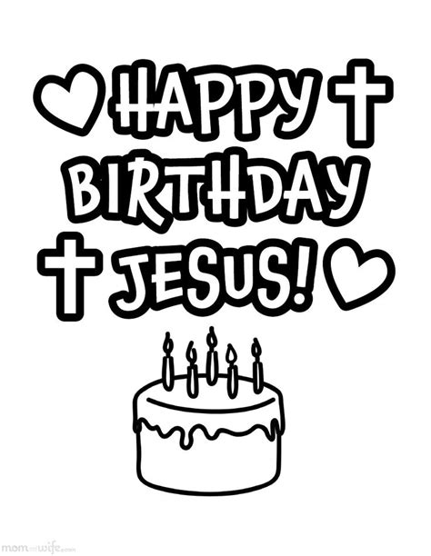 1000 Images About Colouring Sheets For Kids On Pinterest Coloring Pages Happy Birthday Jesus