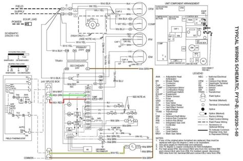 heat wiring diagram schematic wiring diagram and