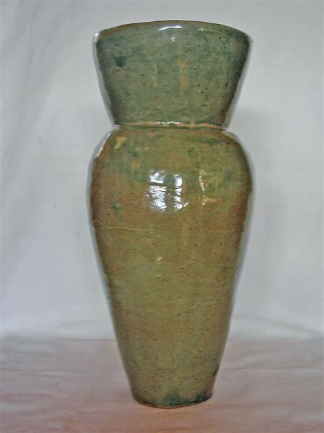 Handmade Vase by For Sale Handmade Jade Green Vase By Annehill On Deviantart