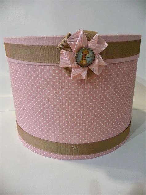 como decorar una caja redonda de galletas caja redonda facilisimo