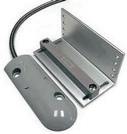 Sentrol Overhead Door Contact Alarmsbc Presents Magnetic Contacts
