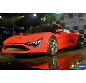 DC Avanti Offizielle Bilder Vom Indien Billig Sportwagen