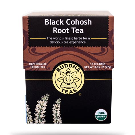 buy black cohosh root tea bags enjoy health benefits of