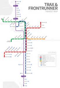 Nj Transit Light Rail Schedule Uta Trax Red Line Map