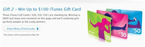 Ipod Music Gift Cards - a decade of itunes giveaway win ipod transfer software and 50 gift card