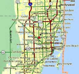 hialeah map hialeah zip codes area code