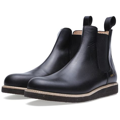 Chelsea Boots common projects chelsea boot black