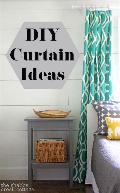 diy curtain ideas diy curtains