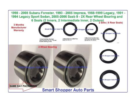 Subaru Forester Rear Wheel Bearing by 47 Best Images About Stuff To Buy On Cap D
