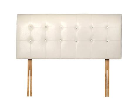White Leather Studded Headboard White Headboard With Studs 28 Images White Fabric