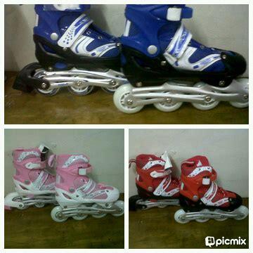 Sepatu Roda Anak Warna Biru Power Superb Model 100 Original 1 Set tak berkategori toko edelweis family