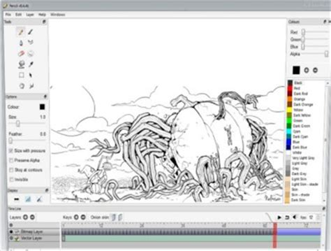 2d sketch software top 10 best animation software free to for windows