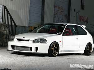 honda civic 1995 tuning