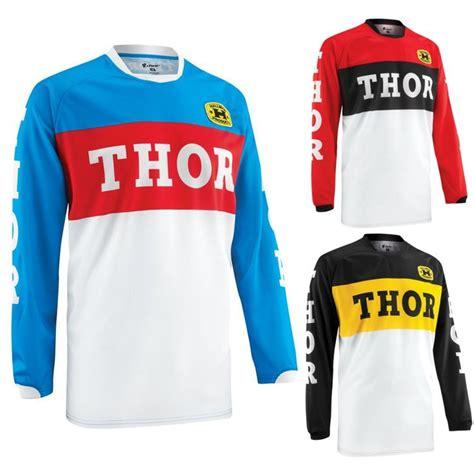 Baju Sepeda Thor Motocross Jersey Motor Cross thor phase pro gp mens motocross jersey thor racing apparel thor jersey and