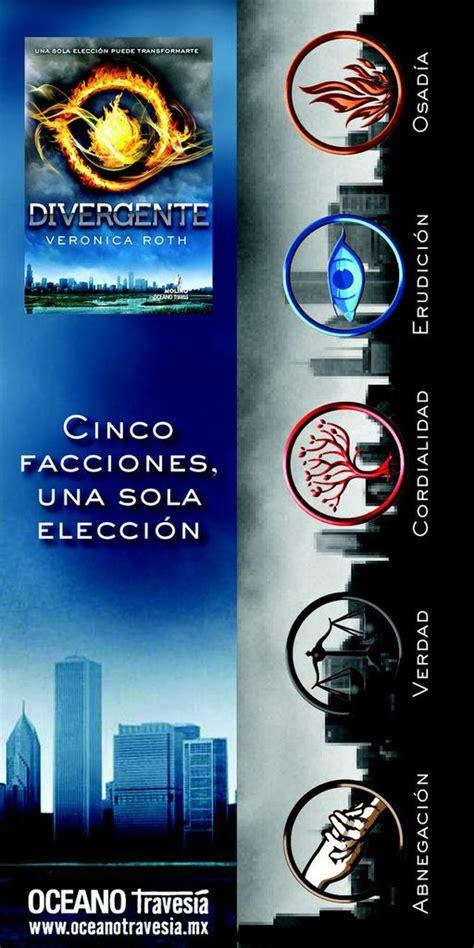 libro divergente en espanol para leer descarga tu separador de quot divergente quot oc 233 ano traves 237 a