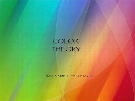 color theory books color theory book