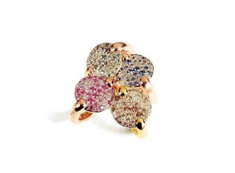 anello sabbia pomellato anelli pomellato i modelli esclusivi foto my luxury