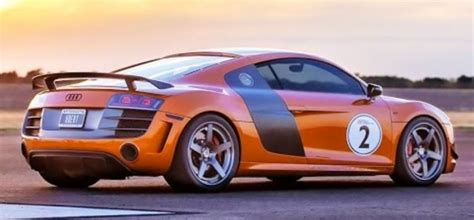R8 Audi Horsepower by Worlds Fastest Audi R8 With 2100 Horsepower Video