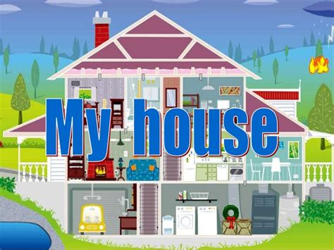 this is my house my house
