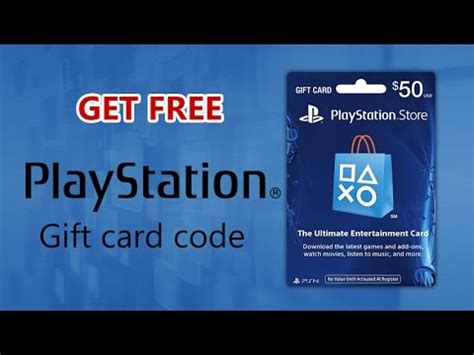 Free Playstation Gift Card Codes - full download how to get free psn gift card free psn codes 2017 psn generator 100