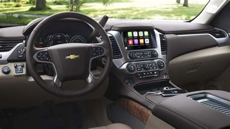Chevrolet Tahoe Interior by 2017 Chevrolet Tahoe Interior Photos Chevrolet Canada