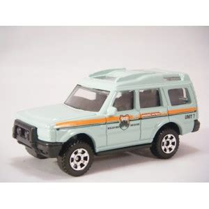 matchbox land rover discovery matchbox land rover discovery ntl parks wildfire rescue