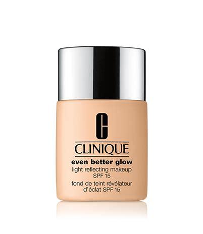 even better makeup even better glow light reflecting makeup spf 15 clinique
