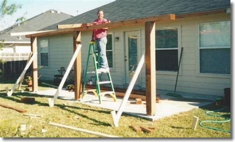 How To Build A Patio Cover by Solar Home Designs Patio Covers