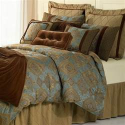 4 luxury comforter set hiend accents luxury