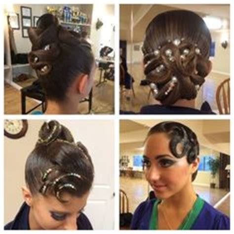 ballroom dancing short hair 1000 images about ballroom competition hairdos on