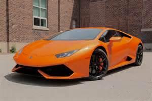 Lamborghini Orange Lamborghini Huracan Orange Image 14