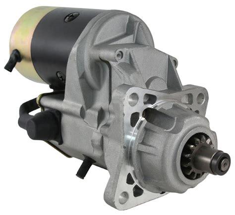 starter motor dodge ram         cyl   ebay