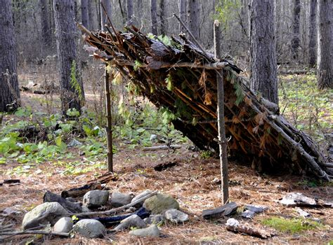 bush craft for bushcraft en survival cursus in ongerepte wildernis in lapland