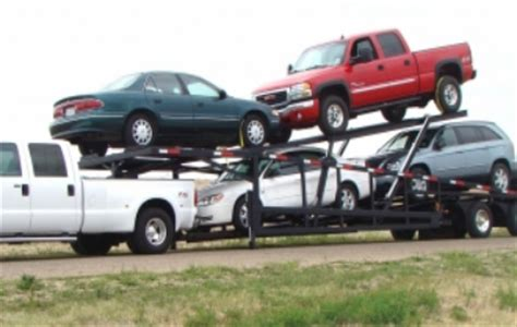 Infinity Auto Transport by Infinity Trailers