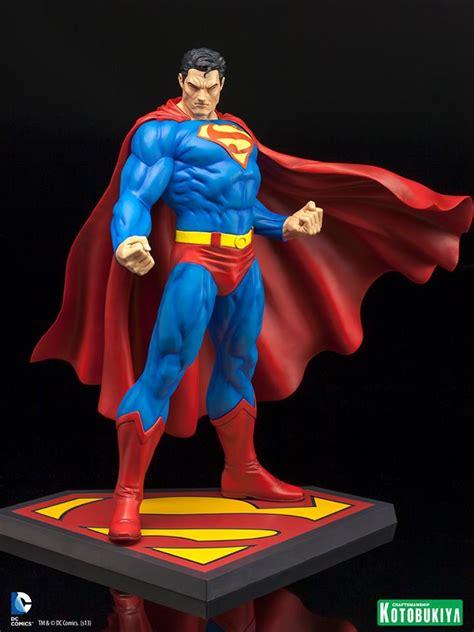 P257 Artfx Statue Superman 1 10 Scale Pre Painted Figure Dc Comics Dc Comics Superman Artfx 1 6 Scale Statue Quot Superman For