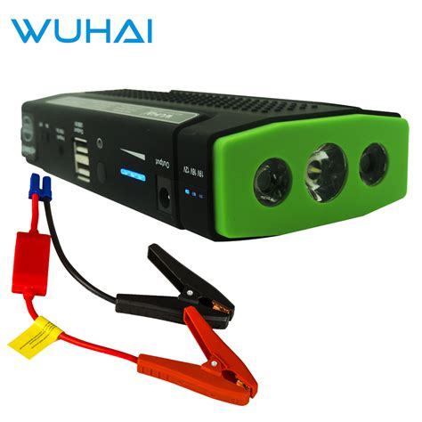 battery powered emergency lights for vehicles wuhai super car jump starter auto engine eps emergency