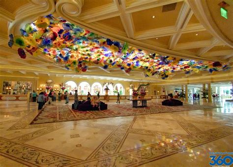 ceiling fan installation las vegas bellagio lobby bellagio glass ceiling