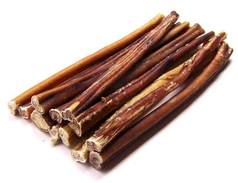 pizzle sticks for puppies beef pizzle treats food snacks chews 12 itg peru