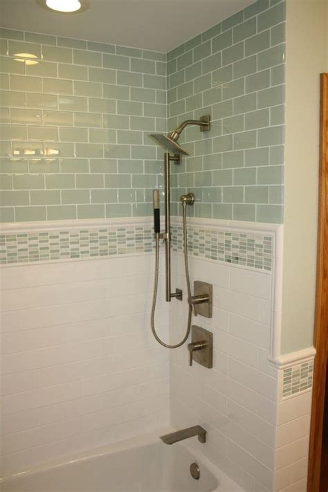glass subway tile bathroom ideas bathroom tile basement family room ideas pinterest