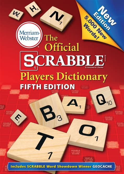 www scrabble dictionary five thousand words added to merriam webster s official