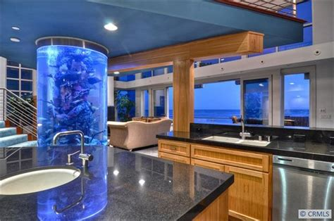 Fish Tank In Kitchen by Fish Tank Kitchen Images