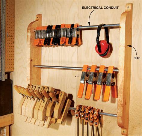 universal clamp rack popular woodworking magazine