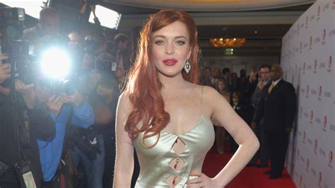 Rule Director Gave Lindsay Tough by Lindsay Lohan Gawker
