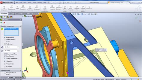 fillet bead solidworks early look at solidworks 2011 premium desktop