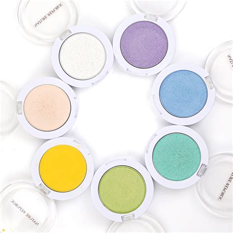 Makeup Nature Republic nature republic by flower eyeshadow review